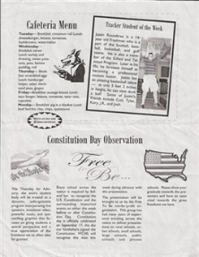 Image of Wolfe City Newspaper