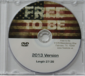 Free to Be DVD